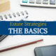Image of Planner with text Estate Strategies The Basics